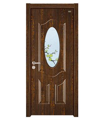 Melamine Wooden Door-JYJ-D597-1