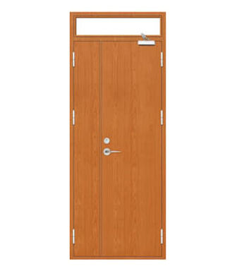 Fire Rated Wood door-JFD-818
