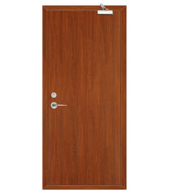 Fire Rated Paintless door-JYJ-MQ811