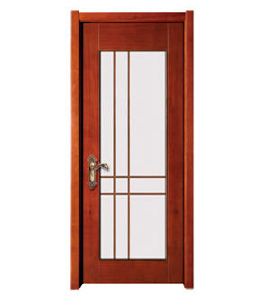 Solid Wood Door-JC-009