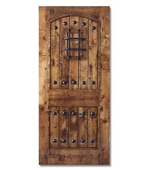 Solid Wood Door-JYJ-DL3