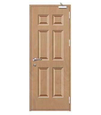 Fire Rated Wood door-JFD-824