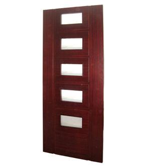 Solid Wood Door-JYJ-DR20