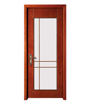 Solid Wood Door-JC-008