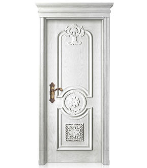 Solid Wood Door-JO-017