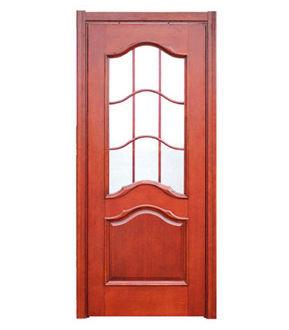 Solid Wood Door-JYJ-DR18