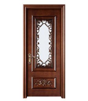 Solid Wood Door-JC-007