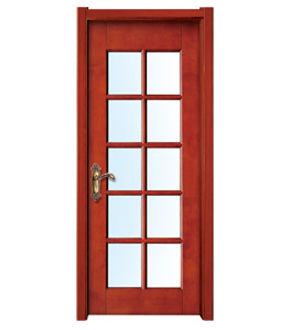 Solid Wood Door-JC-002