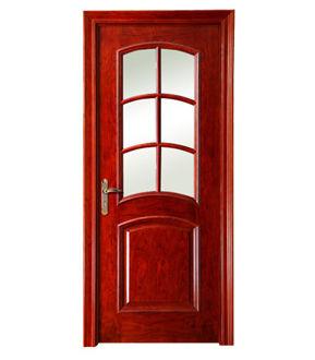 Solid Wood Door-JYJ-DL12