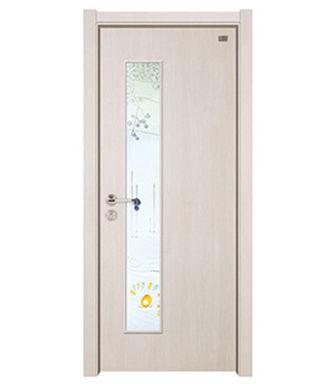 Melamine Wooden Door-JYJ-C587