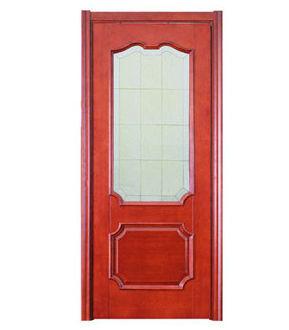 Solid Wood Door-JYJ-DR16