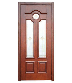 Solid Wood Door-JYJ-DR19