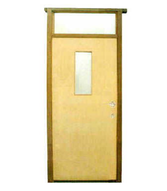 Fire Rated Wood door-JFD-LX1001