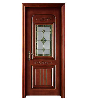 Solid Wood Door-JO-027