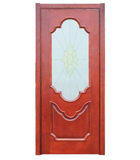 Solid Wood Door-JYJ-DR17