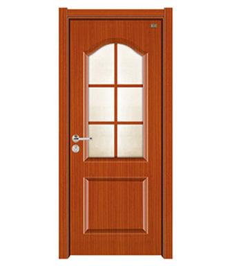 Melamine Wooden Door-JYJ-D596-1