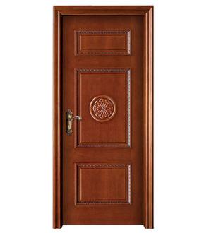 Solid Wood Door-JO-038