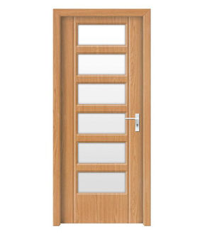 Solid Wood Door-JYJ-DR3