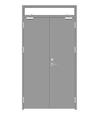 Fire Rated Steel door-JFD-712