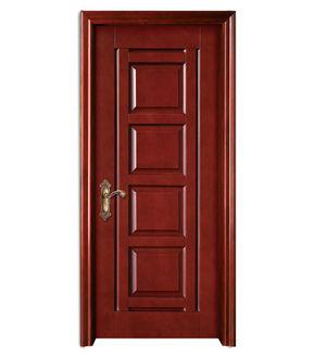 Solid Wood Door-JG-009