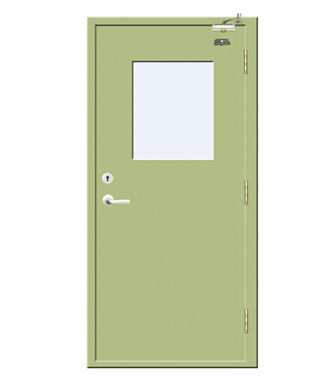 Fire Rated Steel door-JFD-LX005