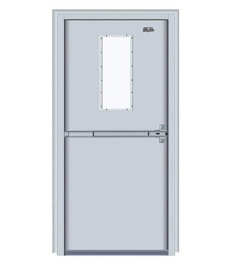 Fire Rated Steel door-JFD-LX006