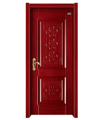 Melamine Wooden Door-JYJ-T102