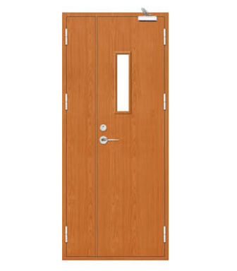 Fire Rated Wood door-JFD-817