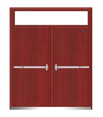 Fire Rated Steel door-JFD-LX002