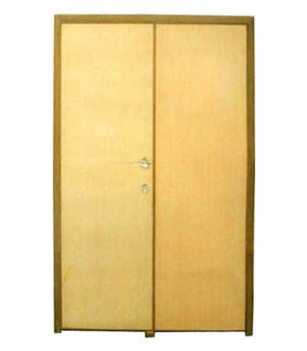 Fire Rated Wood door-JFD-LX1008