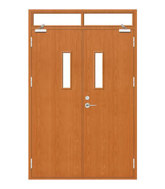 Fire Rated Wood door-JFD-820