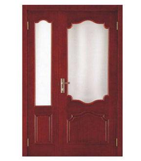 Solid Wood Door-JYJ-DL17
