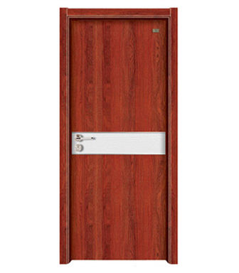 Melamine Wooden Door-JYJ-F805