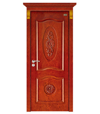 Solid Wood Door-JYJ-976