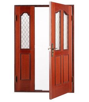 Solid Wood Door-JYJ-DL15