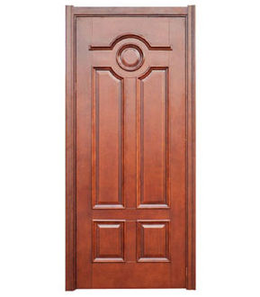 Solid Wood Door-JYJ-DR15
