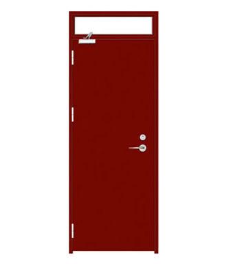 Fire Rated Steel door-JFD-711