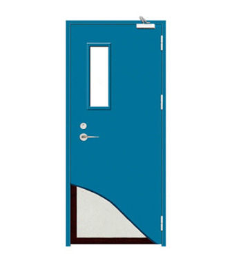 Fire Rated Steel door-JFD-706