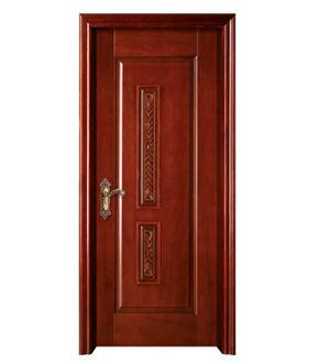 Solid Wood Door-JG-012