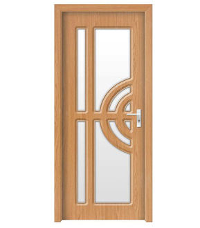 Solid Wood Door-JYJ-DR2