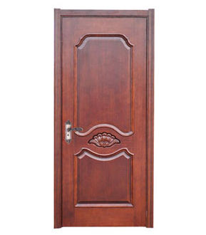 Solid Wood Door-JYJ-DR7