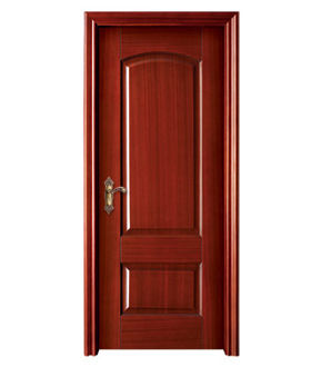 Solid Wood Door-JG-007
