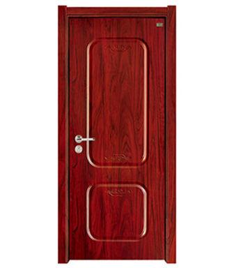 Melamine Wooden Door-JYJ-D522