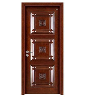 Solid Wood Door-JYJ-939