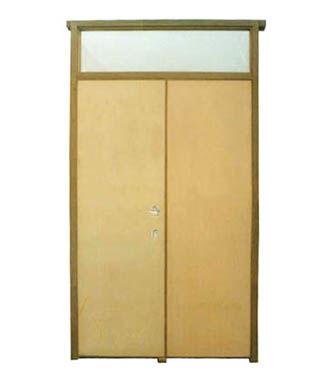 Fire Rated Wood door-JFD-LX1007
