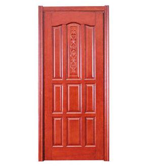 Solid Wood Door-JYJ-DR12