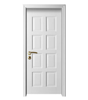 Solid Wood Door-JT-009