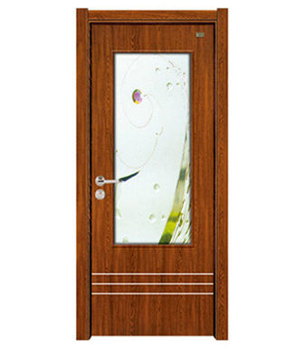 Melamine Wooden Door-JYJ-C589-1