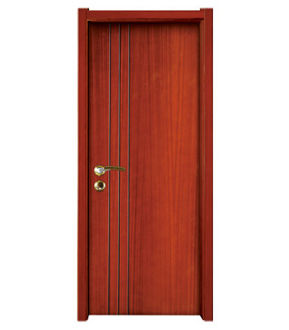 Solid Wood Door-JF-001