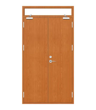 Fire Rated Wood door-JFD-819